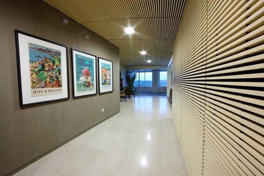 Flooring Solutions, Inc portfolio corporate flooring project