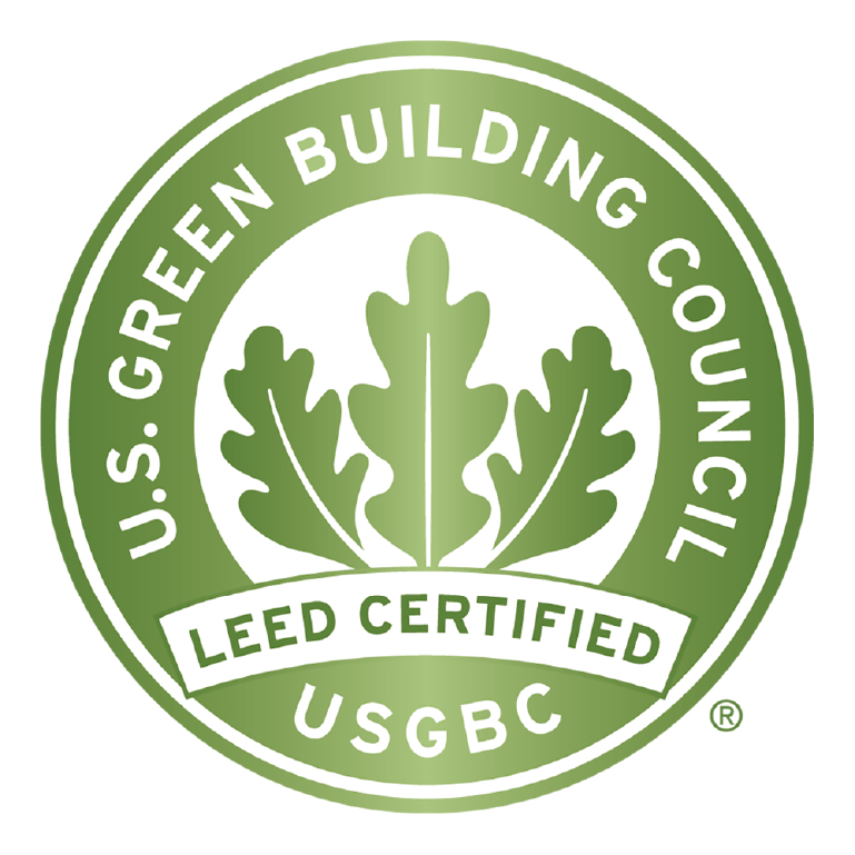 BECOME LEED CERTIFIED