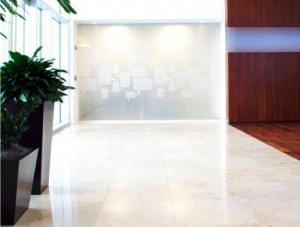 FSI Commercial flooring for Entryway Charles Schwab project