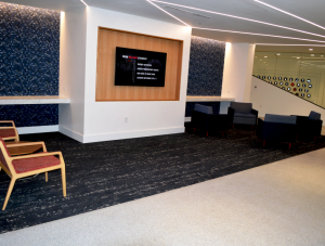 FSI Commercial Flooring for Entryway Waiting Area