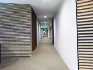 FSI Commercial Flooring for Corporate offices & hallways - Capstar Project