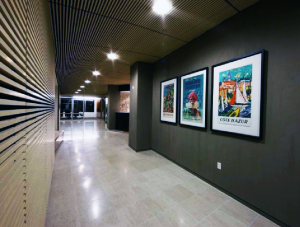 FSI Commercial Flooring for Corporate office & Hallways - Capstar Project