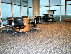 FSI Commercial Flooring for Corporate office Conference Room