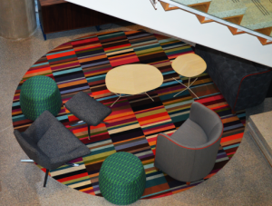 FSI Commercial Flooring for Reception Waiting Area